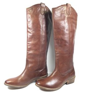 Franco Fortini Winchester Brown Riding Boots